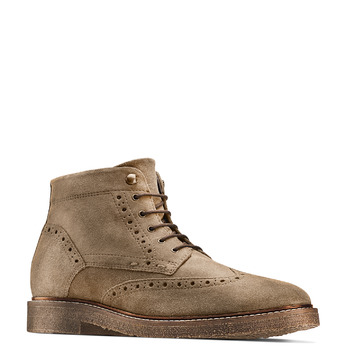 Men's shoes bata, Brun, 823-3575 - 13