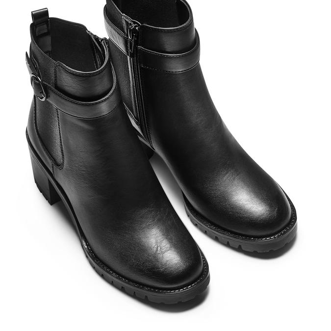 BATA RL Chaussures Femme bata-rl, Noir, 691-6217 - 17