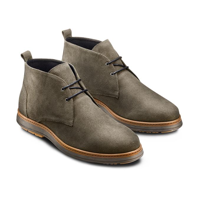 Men's shoes bata, multi couleur, 823-0535 - 16