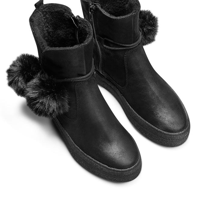 WEINBRENNER Chaussures Femme weinbrenner, Noir, 596-6985 - 17