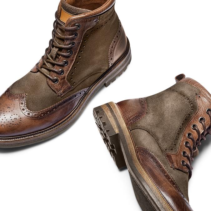 BATA Chaussures Homme bata, Brun, 893-4294 - 26
