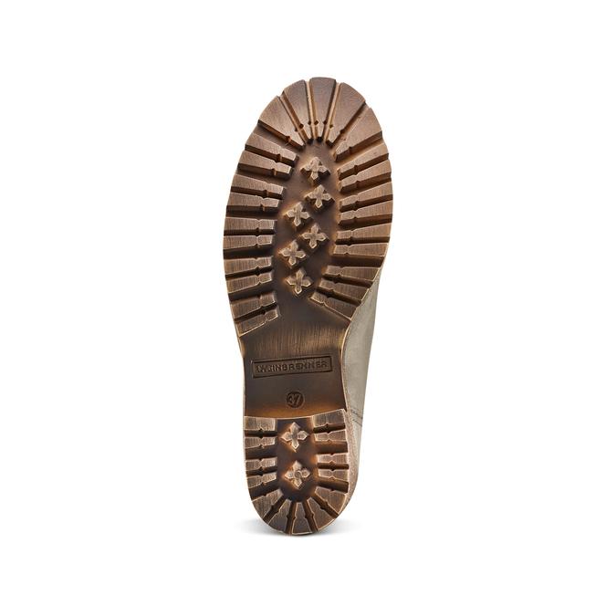 WEINBRENNER Chaussures Femme weinbrenner, Beige, 696-2207 - 19