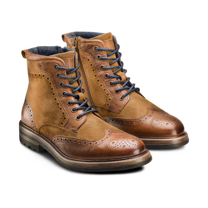 BATA Chaussures Homme bata, Brun, 893-3294 - 16