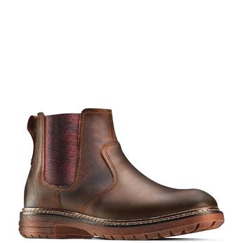 Men's shoes bata, Brun, 894-4396 - 13