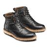 Men's shoes bata-rl, Noir, 891-6407 - 16