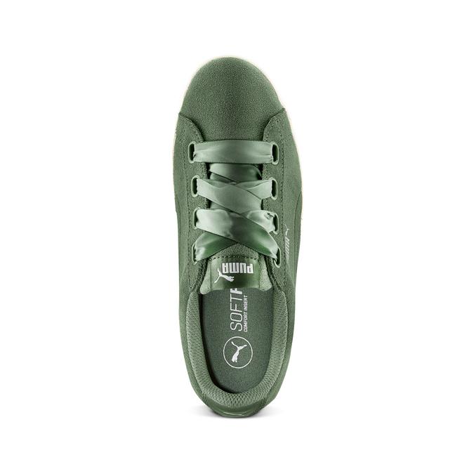 PUMA Chaussures Femme puma, Vert, 503-7237 - 17