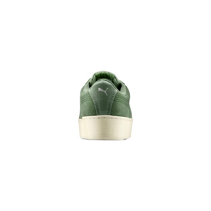 PUMA Chaussures Femme puma, Vert, 503-7237 - 15