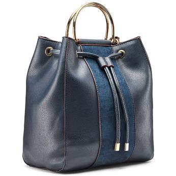 BATA Damentaschen bata, Blau, 961-9446 - 13