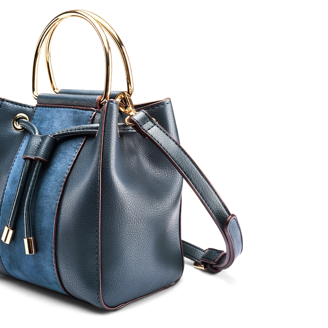Bag bata, Bleu, 961-9448 - 15