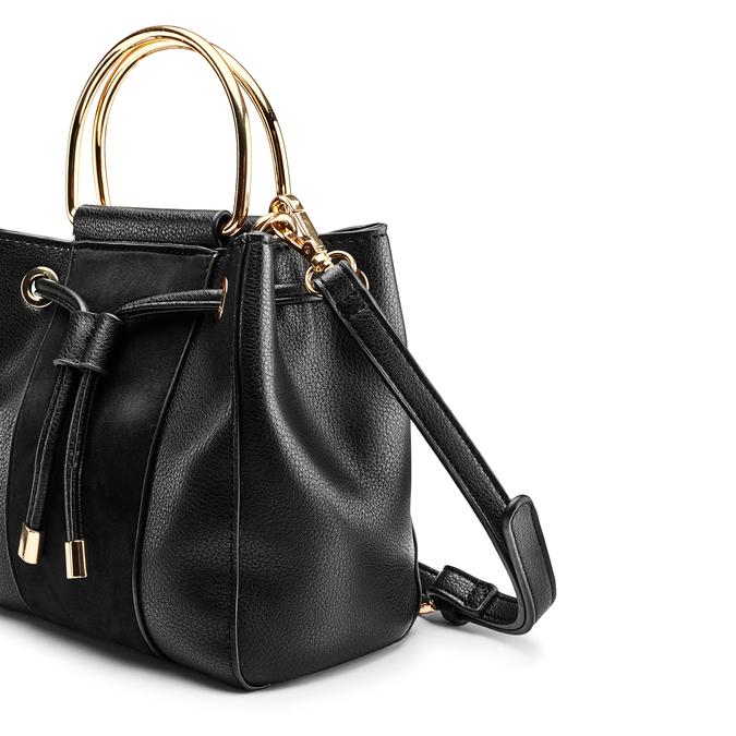 Bag bata, Noir, 961-6448 - 15
