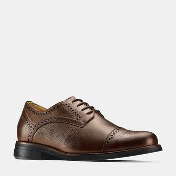 Men's shoes, Brun, 824-4469 - 13