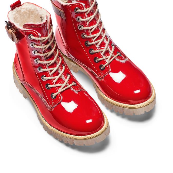 WEINBRENNER Chaussures Femme weinbrenner, Rouge, 598-5462 - 17
