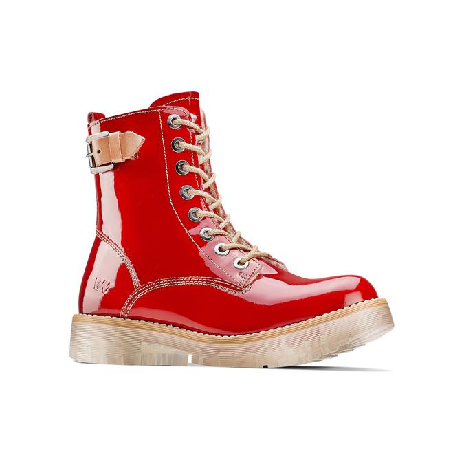 WEINBRENNER Chaussures Femme weinbrenner, Rouge, 598-5462 - 13