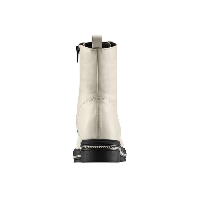 BATA Chaussures Femme bata, Blanc, 594-1717 - 15