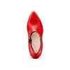 BATA Chaussures Femme bata, Rouge, 724-5377 - 17