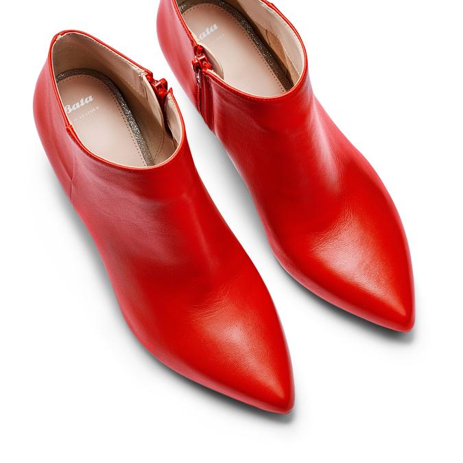 BATA Chaussures Femme bata, Rouge, 724-5377 - 26