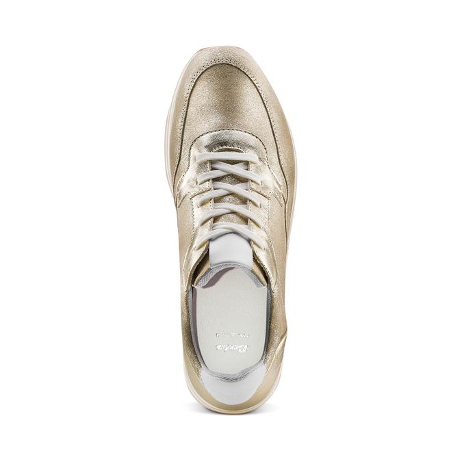 BATA Chaussures Femme bata, Or, 644-8102 - 17