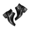 BATA Chaussures Femme bata, Noir, 691-6342 - 26