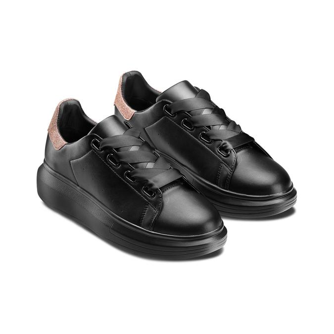 BATA Chaussures Femme bata, Noir, 541-6421 - 16