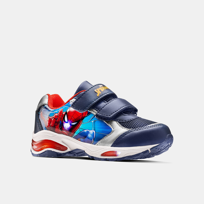 SPIDERMAN Chaussures Enfant spiderman, Bleu, 211-9216 - 13