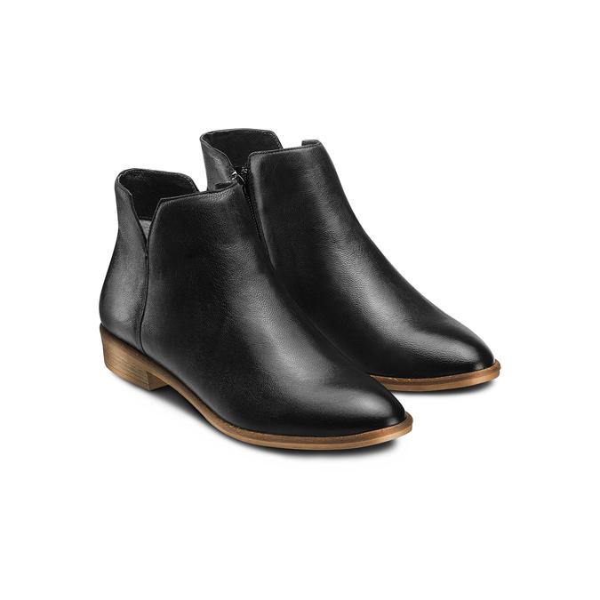 BATA Chaussures Femme bata, Noir, 594-6843 - 16