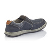 Rieker men's shoes rieker, Bleu, 831-9146 - 15