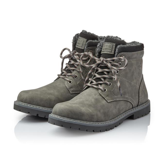 RIEKER Chaussures Homme rieker, Gris, 891-2168 - 26