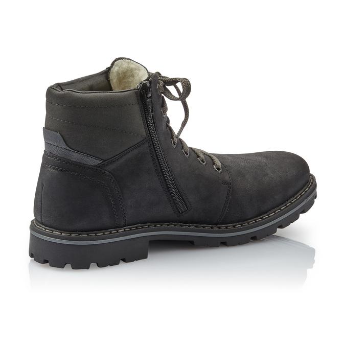 RIEKER Chaussures Homme rieker, Noir, 894-6768 - 15