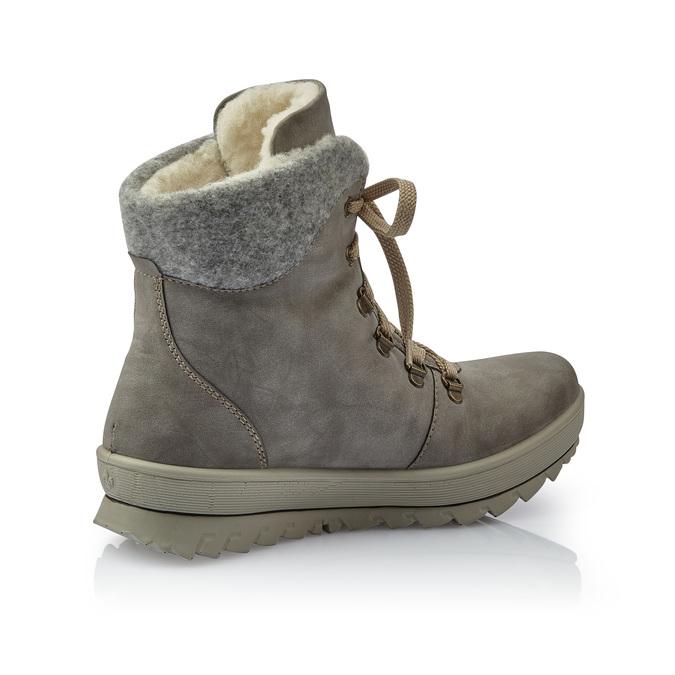 RIEKER Chaussures Femme rieker, Gris, 593-2303 - 15