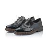 RIEKER Chaussures Femme rieker, Violet, 511-9151 - 26