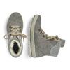 RIEKER Chaussures Femme rieker, Gris, 593-2303 - 16
