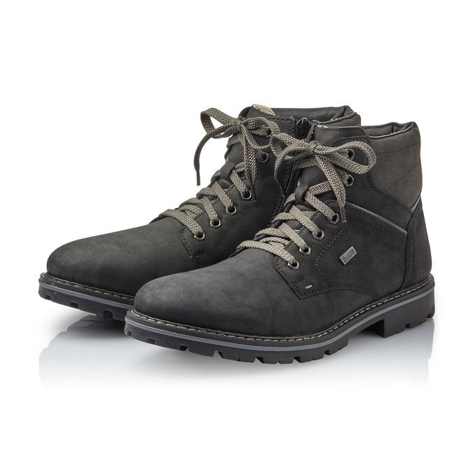 RIEKER Chaussures Homme rieker, Noir, 894-6768 - 26
