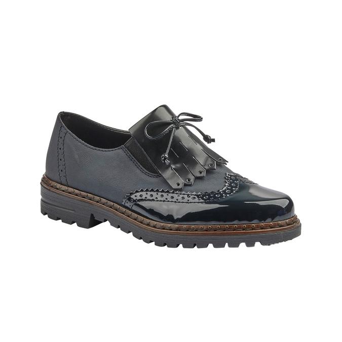 RIEKER Chaussures Femme rieker, Violet, 511-9151 - 13