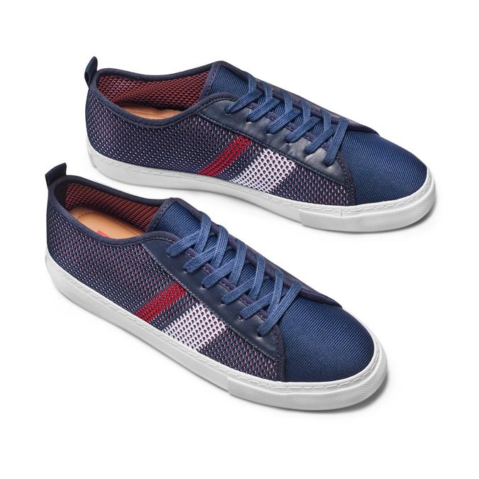 BATA RL Chaussures Homme bata-rl, Bleu, 849-9570 - 26