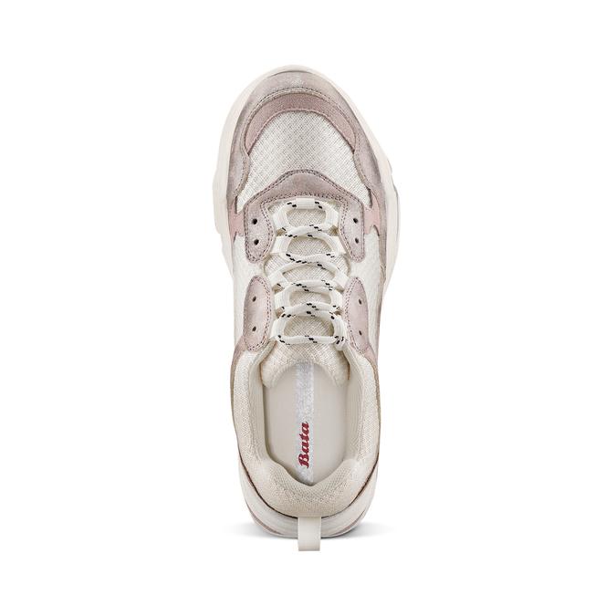 BATA Chaussures Femme bata, Rose, 549-5346 - 17