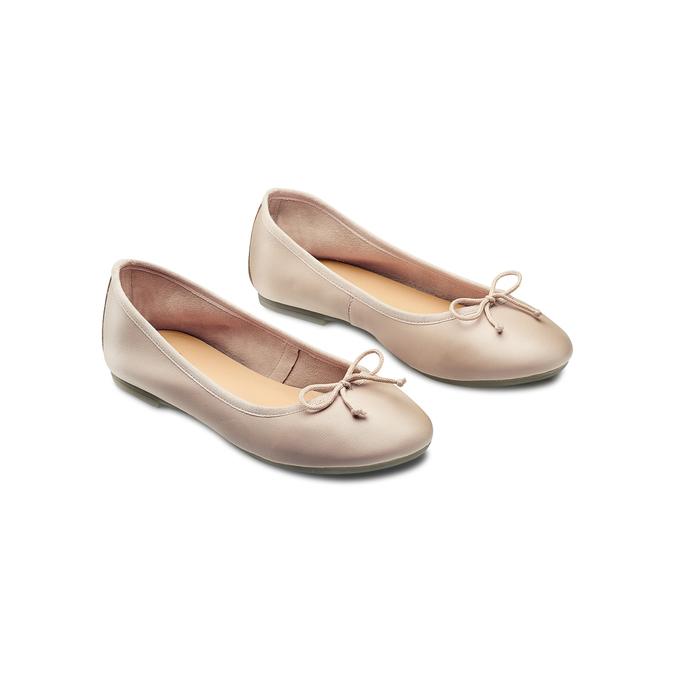 BATA Chaussures Femme bata, Beige, 524-8144 - 16