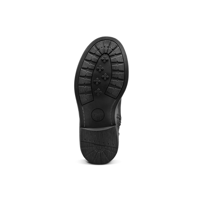 Childrens shoes mini-b, Noir, 291-6397 - 17