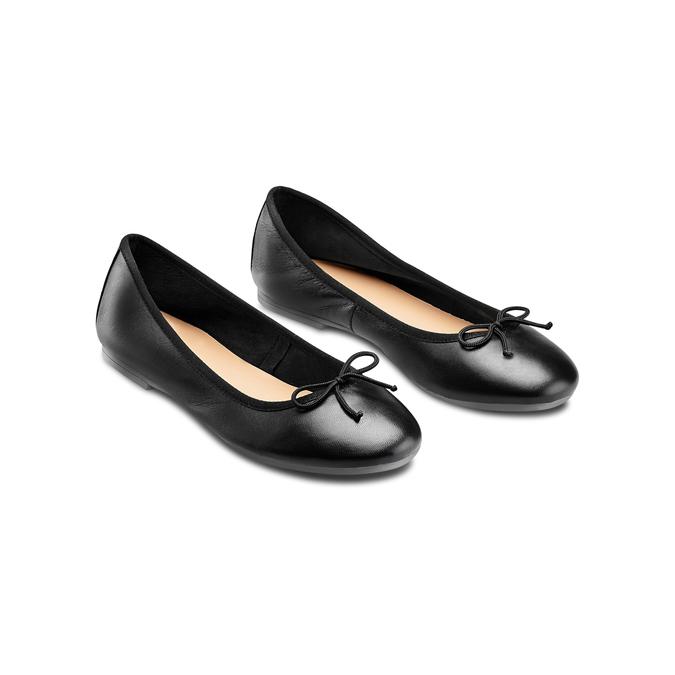 BATA Chaussures Femme bata, Noir, 524-6144 - 16
