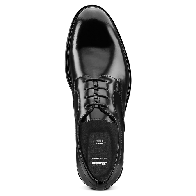 BATA Chaussures Homme bata, Noir, 824-6484 - 17