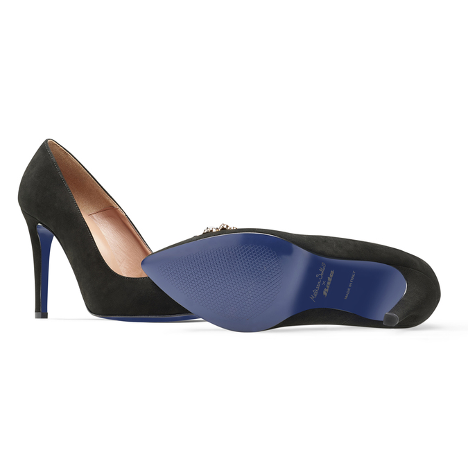 Women's shoes, Noir, 723-6263 - 18