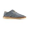 Men's shoes bata, Bleu, 859-9204 - 13