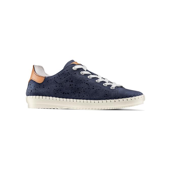 WEINBRENNER Chaussures Femme weinbrenner, Bleu, 523-9413 - 13