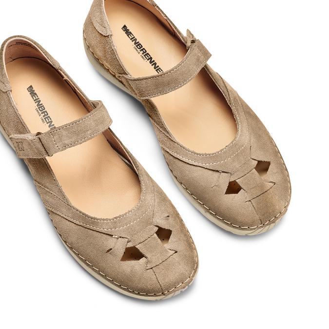 WEINBRENNER Chaussures Femme weinbrenner, Beige, 523-8380 - 26