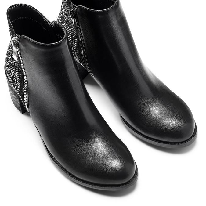 BATA Chaussures Femme bata, Noir, 791-6245 - 17