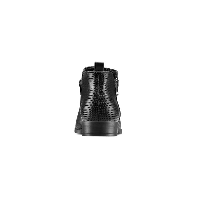 BATA Chaussures Femme bata, Noir, 591-6102 - 15