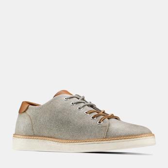 BATA Chaussures Homme bata, Gris, 849-2346 - 13