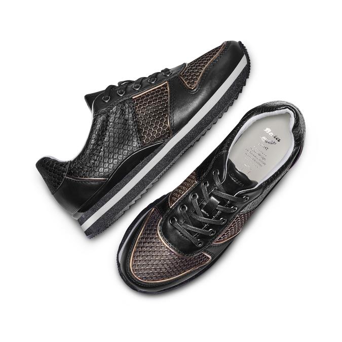 BATA LIGHT Chaussures Femme bata-light, Noir, 541-6301 - 26