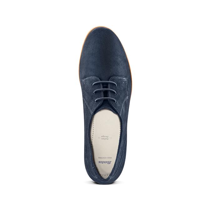 BATA Chaussures Femme bata, Bleu, 523-9360 - 17