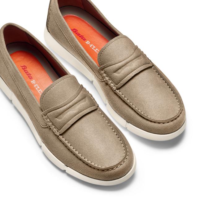 BATA B FLEX Chaussures Homme bata-b-flex, Jaune, 831-8148 - 26