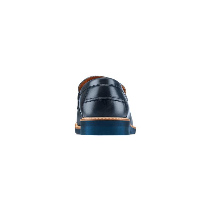 BATA Chaussures Homme bata, Bleu, 814-9190 - 15